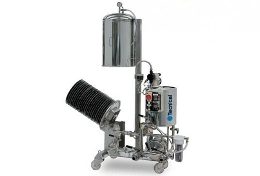 Filtro de diatomeas para salmuera