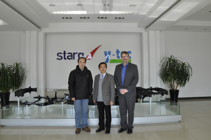 Nanjing StarQ strengthens position with turnkey press hardening line from AP&T