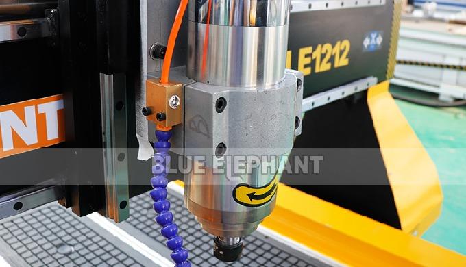 ELECNC-1212 Мини-фрезерный станок с ЧПУ для резьбы по дереву
