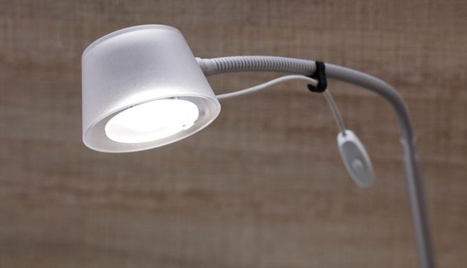 Apparecchio per lettura e camere di degenza CULTA LED
