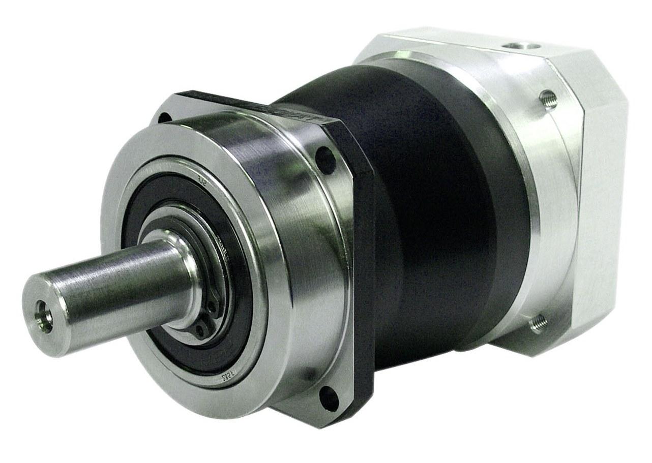 Übersetzungen von 3:1 bis 100:1 Drehmomente bis 2'000 Nm Verdrehspiel bis ≤ 1 arcmin Auch als Kegelrad- Planetengetriebe