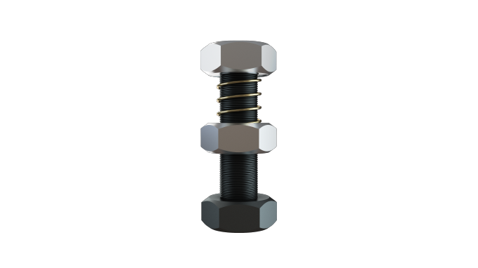Bolt & Nut(SpringLock)