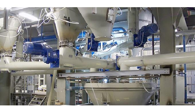 Como líder mundial del mercado en transportadores de tornillo tubulares, WAMGROUP ofrece una amplia gama de transportado