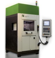 Unlike commonly used milling centres which can handle graphite, the F-UMG of Föhrenbach does not have to struggle with t