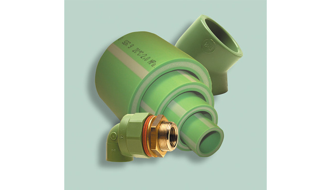 Bänninger Kunststoff-Produkte GmbH (BR) is a technological forerunner in the production of PP-RCT and  PPR Pipes and Fit