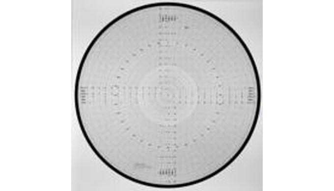 Gabarits Standards pour les Controles sur Projecteurs de Profiles