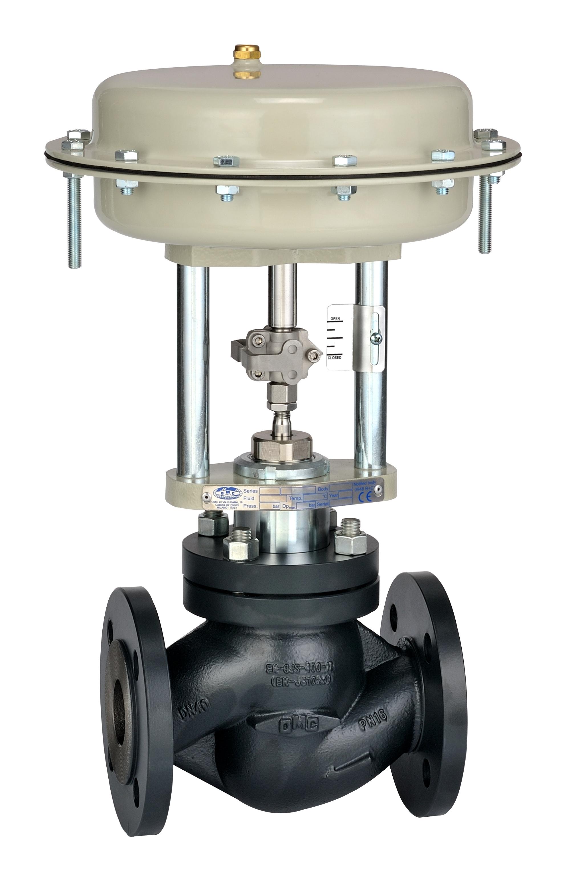 Válvula de Control OMC VL10