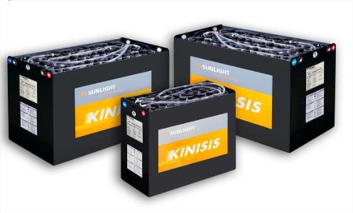 Batteries de traction Maroc