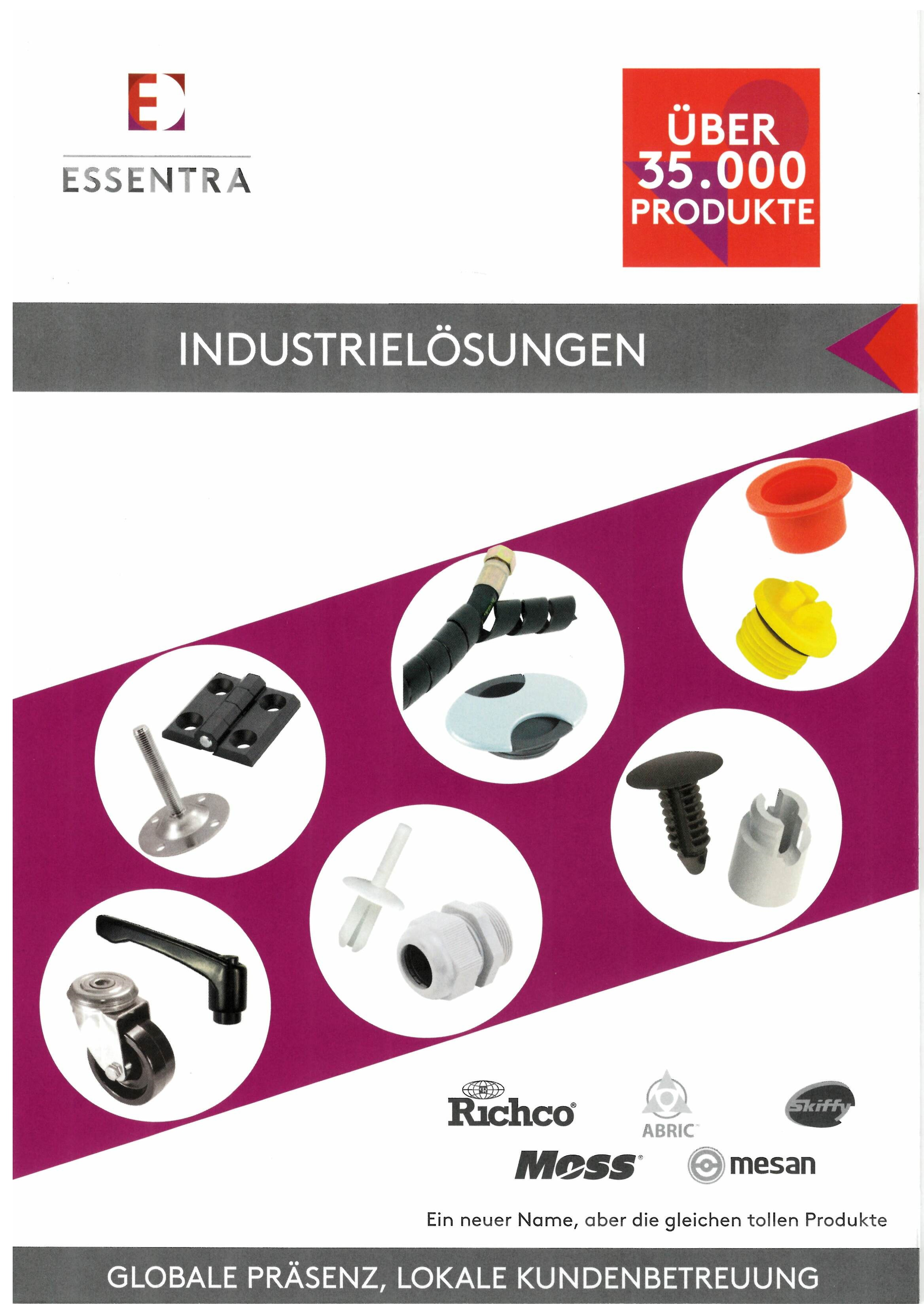 Essentra Components Industrielösungen