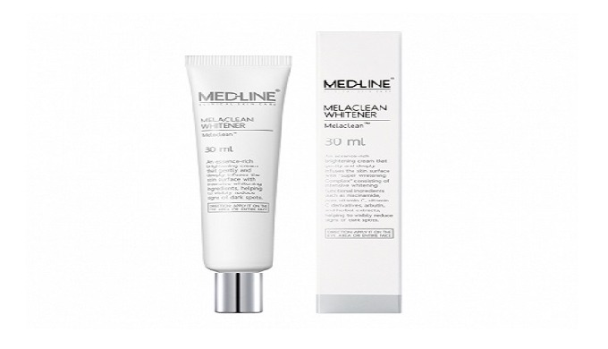 MED-LINE SPOT CARE LINE - Melaclean™ Whitener - The core ingredient of this product, Super Whitening Complex, composed o