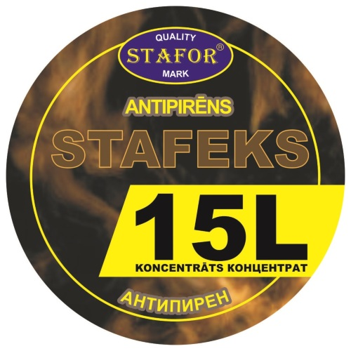 STAFEKS dry powder fire retardant