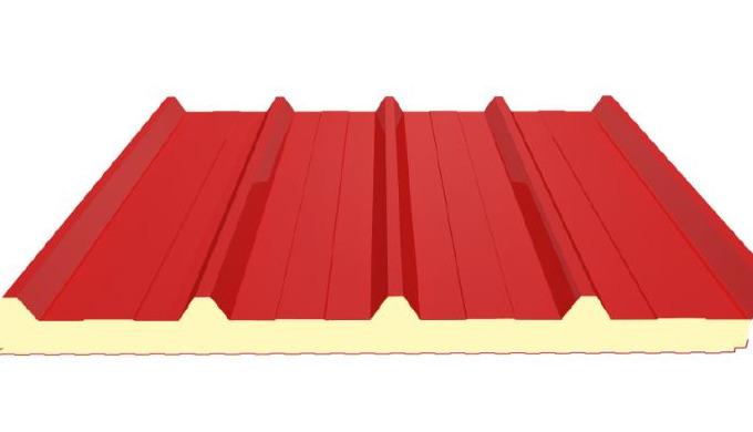 Five-Rib Roof Panel