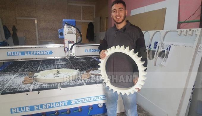 Muito Bonito Marrocos Cliente Enviou-Nos A Sua Opinião