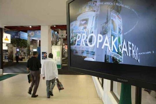 EL DISTRIBUIDOR DE J-PAK EXPONE EN PROPAK AFRICA 2013