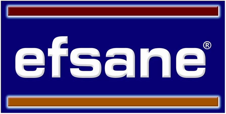 Efsane Yatak Ve Cekyat imalat Sanayi Ve Ticaret A.Ş, EFSANE A.Ş
