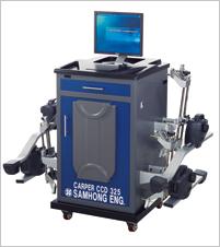 Wheel Alignment system <CARPER CCD 325>