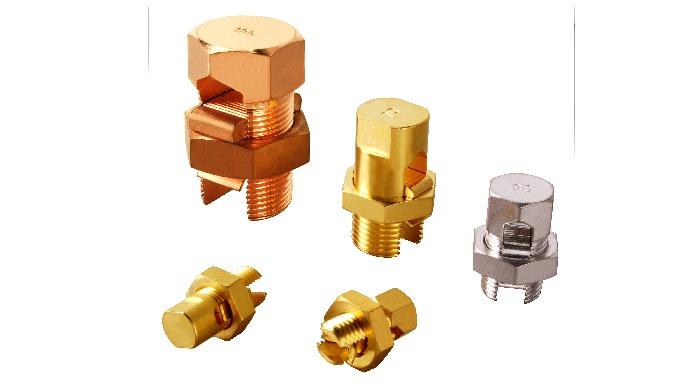 Brass & Copper Alloy Split Bolt
