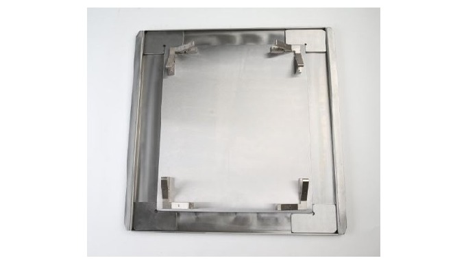 CARRIER PLATE SET (CARRIER , BOTTOM , TOP PLATE, STOPPER)