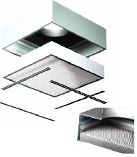 El módulo Astrocel TM Hood RSC está diseñado para conseguir los elevados requerimientos de calidad de aire para salas li