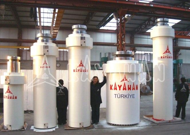 Press Brake & Hydraulic Press Cylinders
