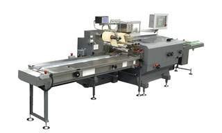 Rotative Verpackungsmaschinen von Optima Life Science des Typs 4SS verpacken medizinische, pharmazeutische oder diagnost