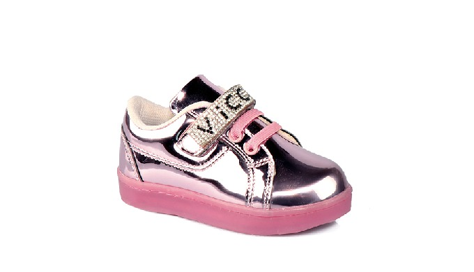 Model name is Disco Assotment; 22 until 30 sizes Lighted shoes