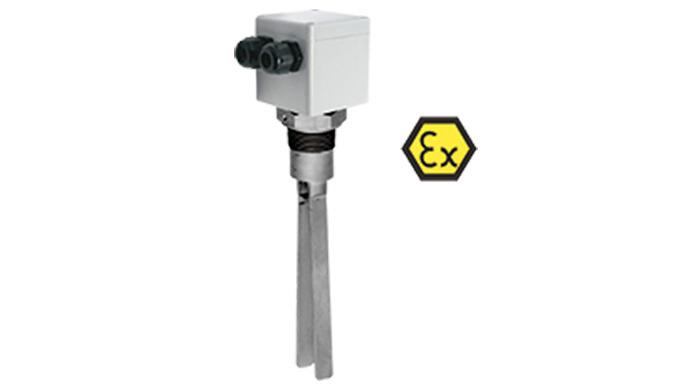 Max. Sensorlänge: 3 m Kontakt: 1 Relais (max. 250 VAC, 1A), 25 VA Anschluss: G 1&frac12&#x3b; AG Material: Edelstahl 1.4305 p
