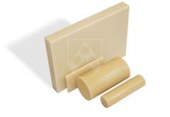 SUSTAKON - materiál polyketon (PK) Polotovary z nového zcela výjimečného materiálu polyketone (PK). Vlastnosti desek a
