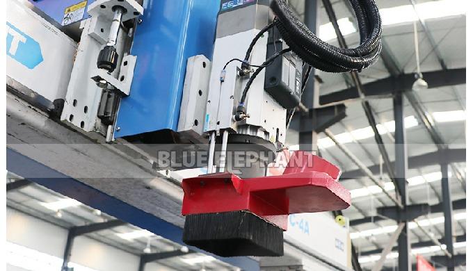 ELECNC-2030 4 Axe Linéaire ATC CNC Machine de Découpe de Bois