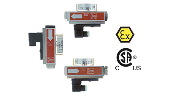 Schaltbereich: 0.2 - 3 ... 10 - 120 l/min Wasser Anschluss: G &frac14&#x3b; ... G 1 IG Material: Messing, Edelstahl pmax: 250