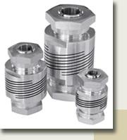 Anwendungsbereich: Maschinenindustrie Die Vorteile: Einfache und schnelle Montage, Winkelkompensation, Parallelkompensat