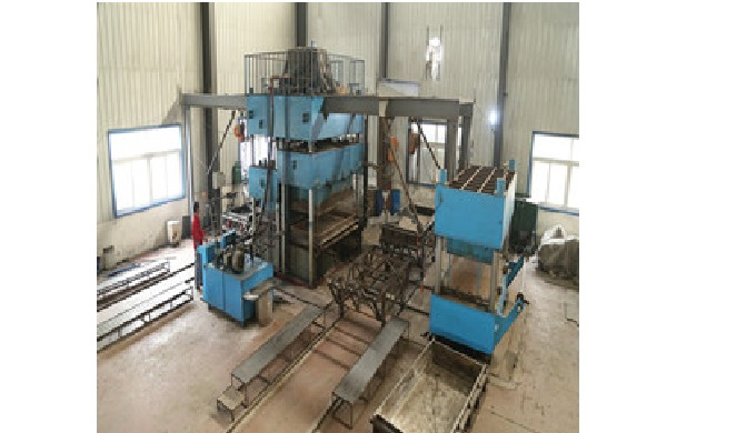 Ram-Extrusion Production Lines  For PTFE and PE1000 Solid & Hollow Rods