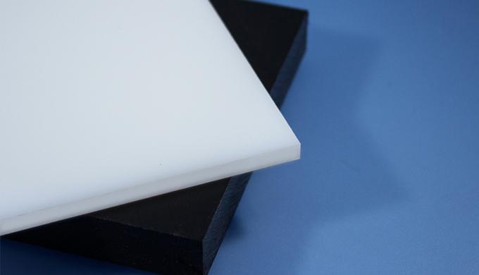 Plaque polyacétal POM type DELRIN