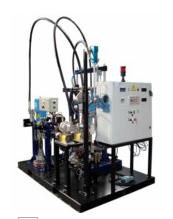 Läs mer om våra blandare och doseringsmaskiner på vår hemsida