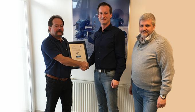 Certifikovaný servisní partner společnosti NORD