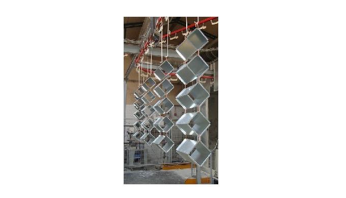 Netek IR System, IR drying at Cimbria's