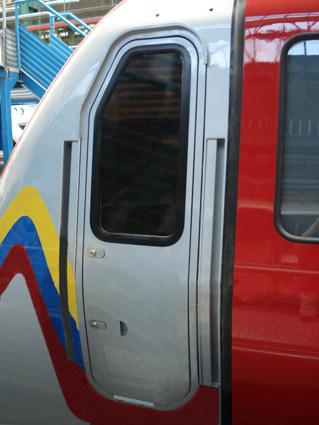 Puertas para tren