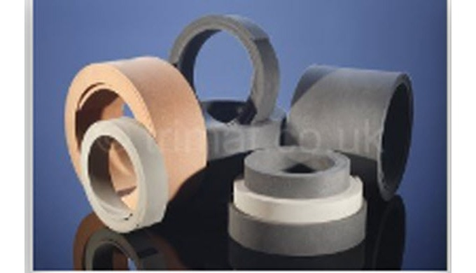 Trimat manufacture a complete range of roll formed rubber based friction products, materials can be supplied in either f