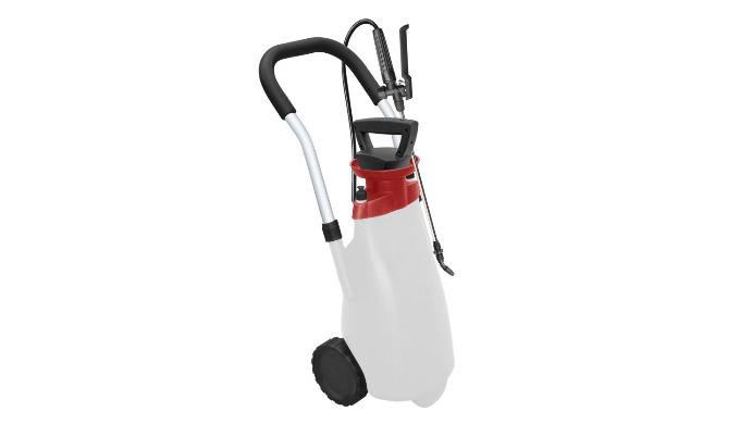 100M007 - Pulvérisateur Roller Sprayer à batterie - 12 L - Tête électro-pneumatique