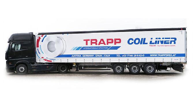 Trapp Spedition. Kontaktieren Sie uns gerne unverbindlich für Ihre Transport - Speditions Anfrage https://www.trappsped.