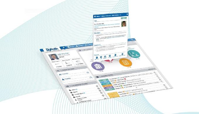 ByPath est la solution d'intelligence commerciale B2B qui exploite le Big Data. Conçue par des commerciaux pour des comm