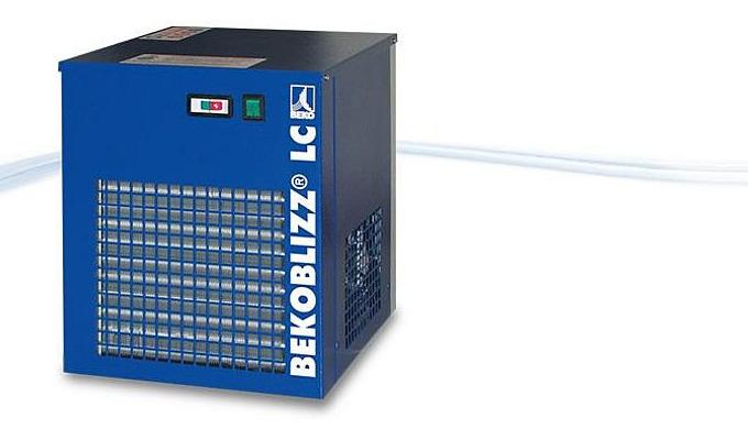 BEKOBLIZZ® LC: umweltfreundliche Druckluftkühlung bei +5 °C BEKOBLIZZ LC wird dort eingesetzt, wo Druckluft zur Kühlung