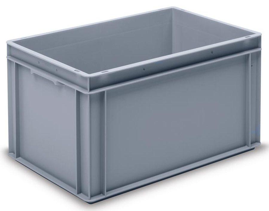Stapelbehälter aus lebensmittelechtem PP