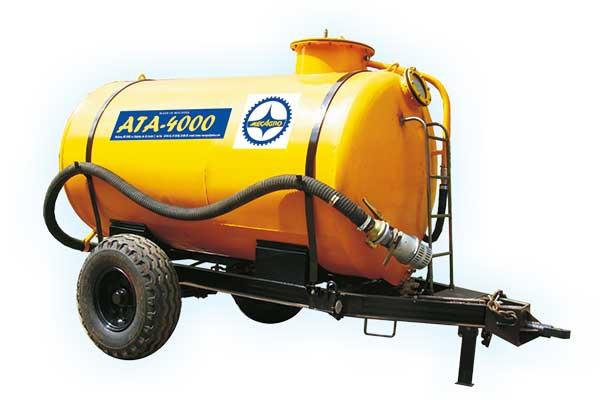 Agregat pentru transportarea apei