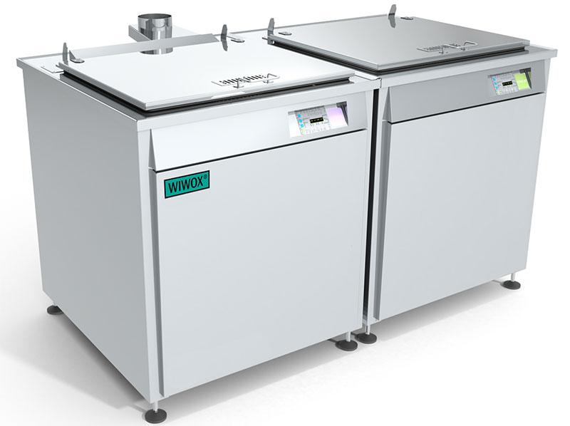 Hochwertige Produktionswerkzeuge verlangen nach einer überaus materialschonenden Reinigungsmethode. WIWOX Ultraschallanl