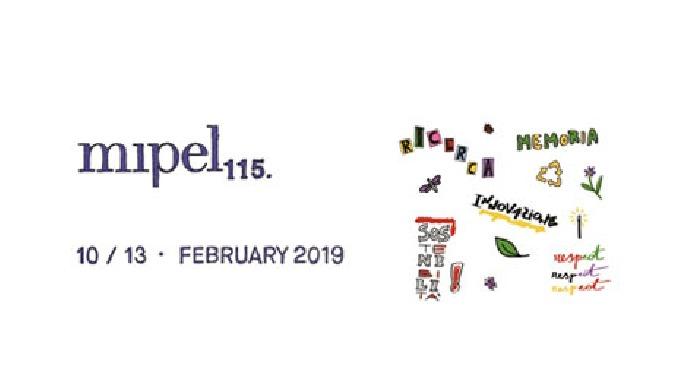 Mipel 10/13 Febbraio 2019