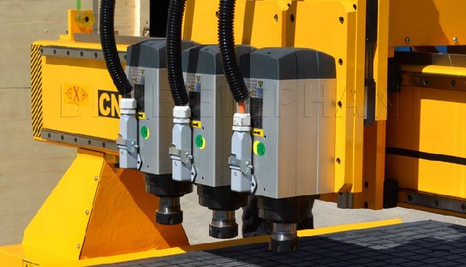 ELECNC-1325-3 Wood Working Machinery