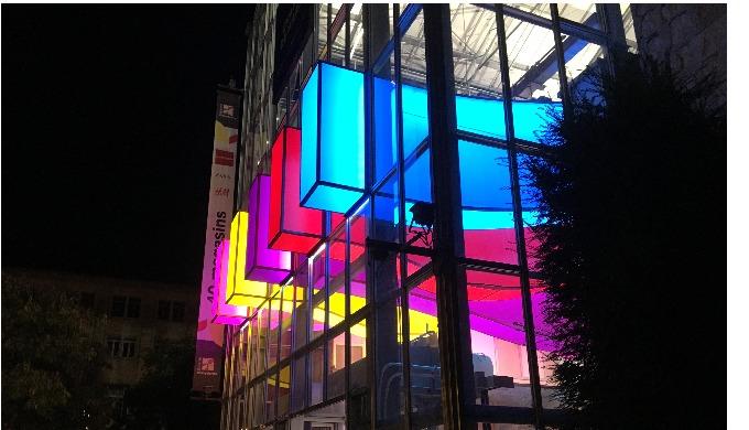 Actif Signal réalise la rénovation de la galerie et des accès du CC Champ de Mars à Angoulême.
