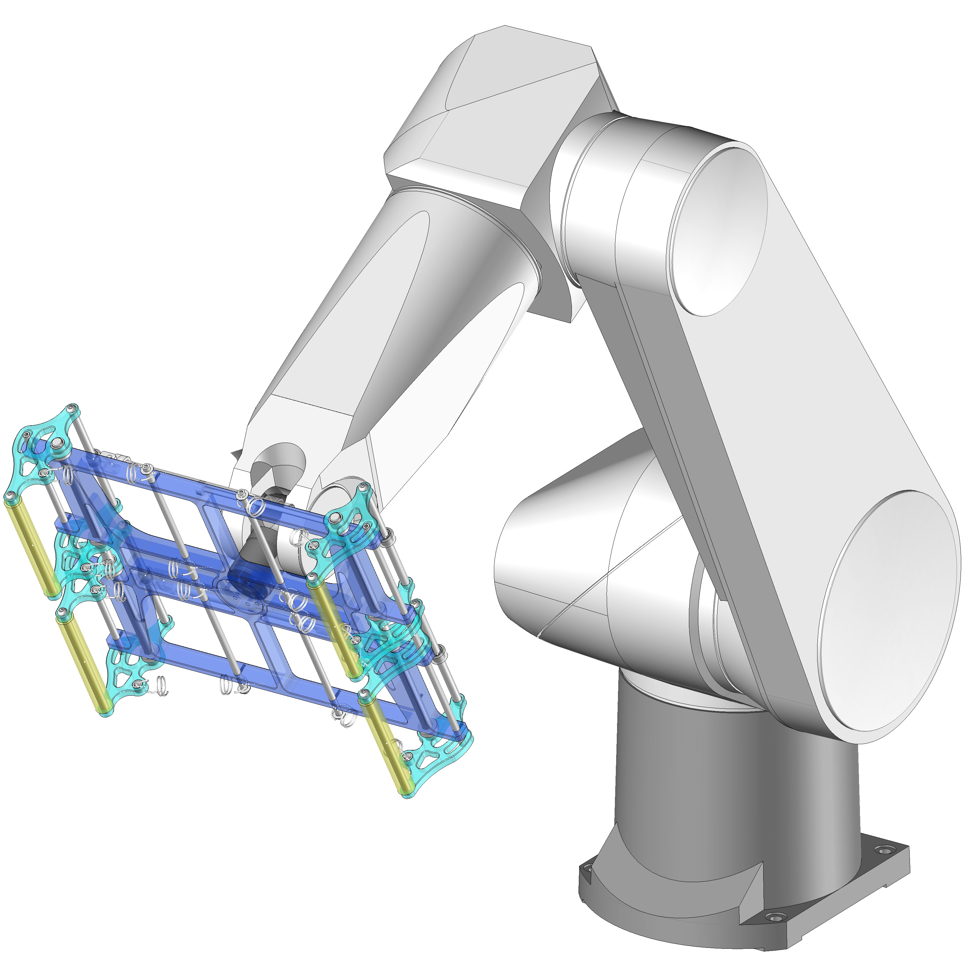 Conception d'installation robotisées