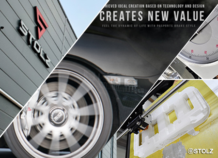 STOLZ, a company specializing in high performance braking systems